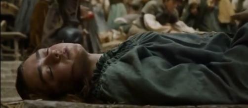 Game of Thrones season 6: Arya's storyline. Screencap: George Gkiko via YouTube