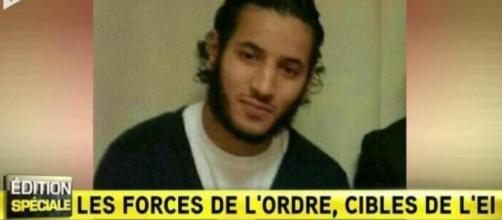 Larossi Abballa, jjhadista 25enne che la sera del 13 giugno ha pugnalato a morte un poliziotto francese e sua moglie.