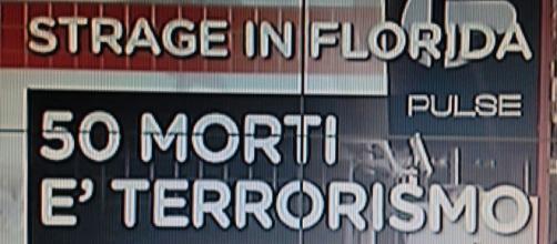 Locandina del programma rete 4 sulla strage terrorista