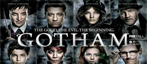 Locandina di Gotham, serie tv americana