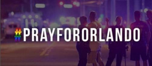 #PrayForOrlando - La solidarietà sui social