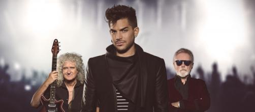 Queen + Adam lambert han estado dando conciertos desde el 2011