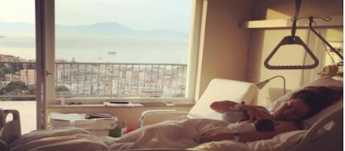 Teresanna Pugliese festeggia 1 anno di suo figlio