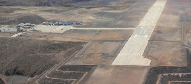 Aeroportul de pe insula St. Helena a costat circa 300 milioane de lire sterline