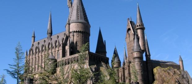 Das Schloss Hogwart von Harry Potter