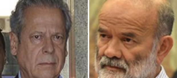Dirceu e Vaccari propõem que PT assuma culpa no Petrolão