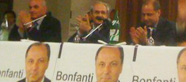 Giugno 2011, Gennuso e Lombardo a Noto per Bonfanti