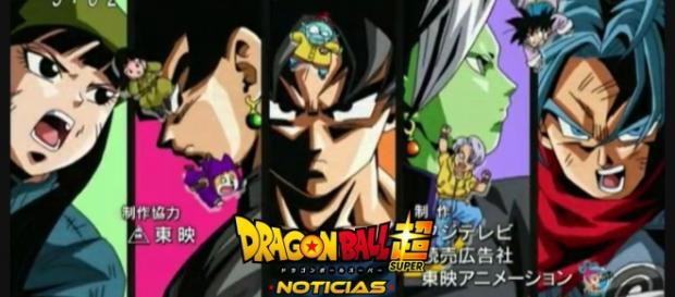 Imagen con los protagonistas de la nueva saga