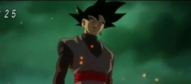 La verdadera apariencia de Black Goku