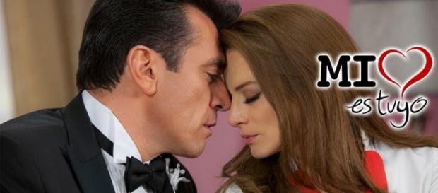 O casal de Meu Coração é Teu (Foto: Televisa)