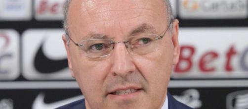 Beppe Marotta, dirigente della Juventus.