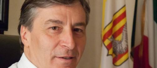 Il presidente della Provincia di Lecce Antonio Gabellone