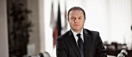Malta's Prime Minister Joseph Muscat