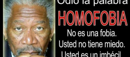 Morgan Freeman es uno de los personajes más abiertos a la lucha contra la Homofobia