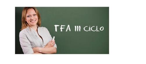 TFA III ciclo: quando l'emanazione del bando?