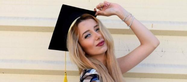 Andreea Paraschiv, tânăra care a murit într-un tragic accident