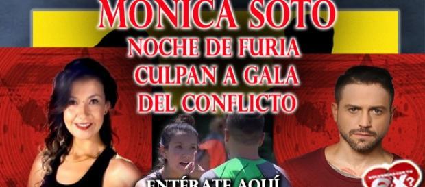 Conflictos entre Mónica y Pascual por culpa de Gala