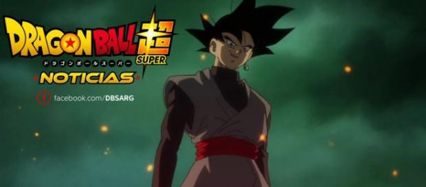 Imagen de Goku Black o simplemente Black