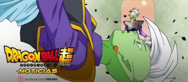 Imagen del nuevo opening de la serie