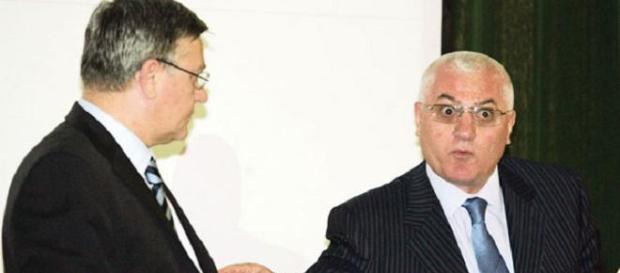 Mircea Sandu şi Mitică Dragomir au fost condamnaţi