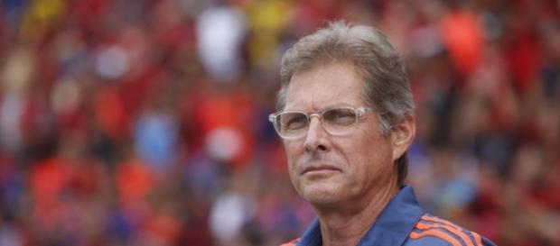 Técnico do Sport, Oswaldo de Oliveira