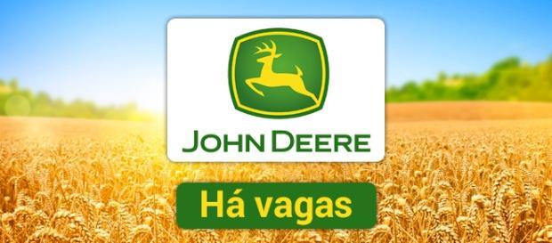 Vagas abertas na John Deere - Foto: Reprodução Fullhdpictures