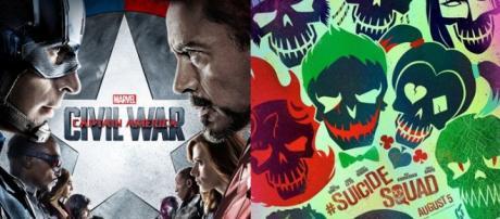 Nuevas cifras revelan que 'Suicide Squad' relevará a 'Civil War' de un récord de 2016