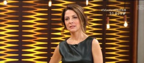 Ana Paula Padrão no MasterChef Brasil (reprodução/Band)