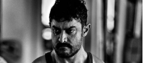 Controversial Aamir Khan in Dangal (Twitter)