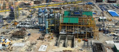 CSP inicia a operação do alto-forno no Complexo do Pecém