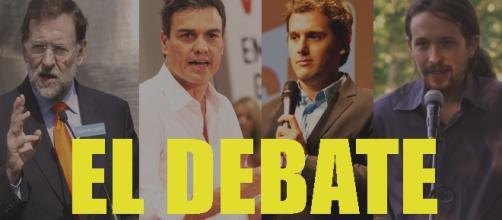 Descubre los detalles del Debate a 4