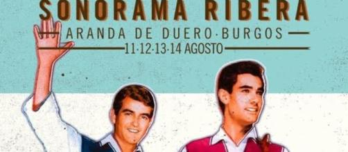 El Dúo Dinámico estará en el Sonorama Ribera 2016 | CrazyMinds - crazyminds.es