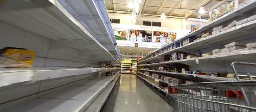 La escasez de Venezuela llego al 85%