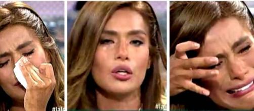 Miriam, muy afectada por su crisis con Carlos