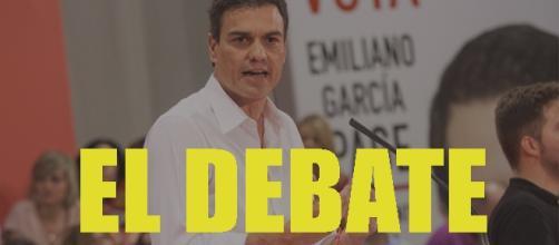 Te mostramos las intervenciones de Pedro Sánchez en el debate