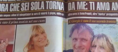 Uomini e donne news di gossip su Gemma Galgani, Giorgio e Remo Proietti