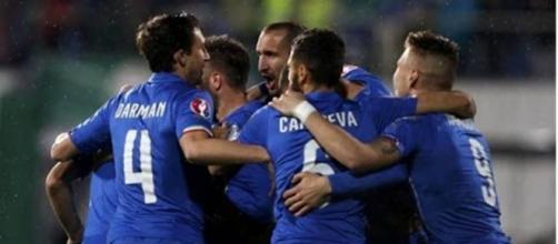Vittoria 'guerriera' per la nostra nazionale, che batte il Belgio 2-0.