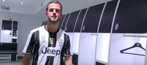 Terza Maglia Juventus MIRALEM PJANIC