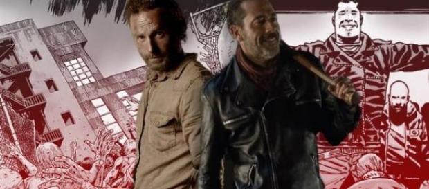 Negan apresentará um novo mundo ao Rick, diz produtor da série.