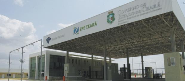 ZPE do Ceará foi uma das primeiras a ser instalada no Brasil