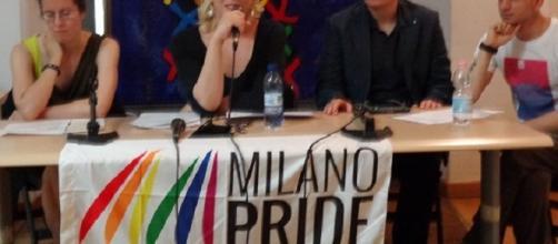 Da sinistra: Martina Manfrin, Monica Romano, Nathan Bonnì, Davide Amato.