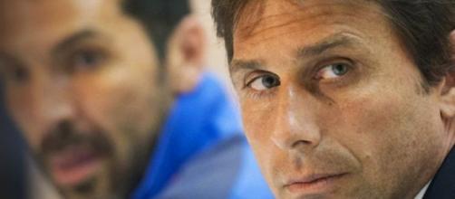 L'allenatore dell'Italia, Antonio Conte