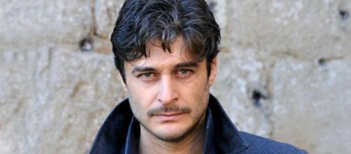 L'attore italiano Lino Guanciale
