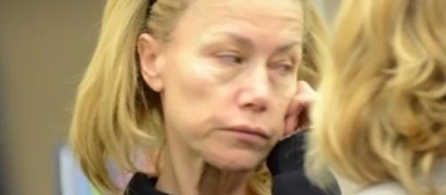 Nancy Brilli rischia un occhio a causa di un incidente domestico