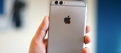 Possibile iPhone 7 plus di Apple