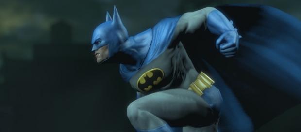 Batman in 'Arkham City' (Photo via Flickr/Joshua Livingston)