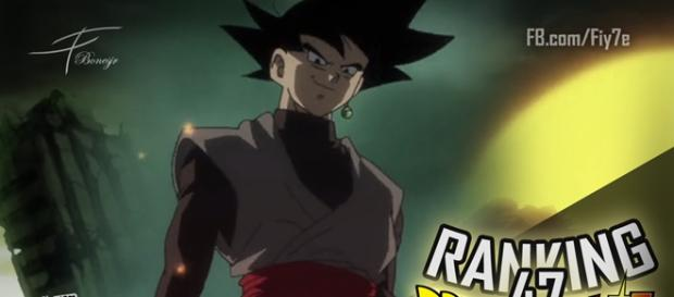 Dragon Ball Super: Ranking 47 Black Goku