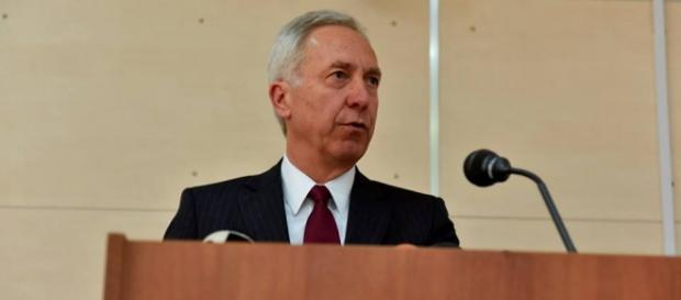 ES Hans Klemm ambasadorul SUA în România foto US Embasy