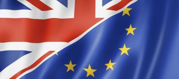 La bandera del Brexit simboliza la ruptura