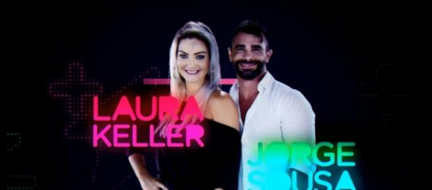 Laura e Jorge e Simony e Patrick estão na final do Power Couple Brasil (Divulgação/Record)